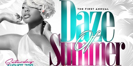 MOSP FIRST ANNUAL DAZE OF SUMMER ALL WHITE DAY PARTY WITH A SPLASH OF COLOR tickets