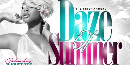 MOSP FIRST ANNUAL DAZE OF SUMMER ALL WHITE DAY PARTY WITH A SPLASH OF COLOR