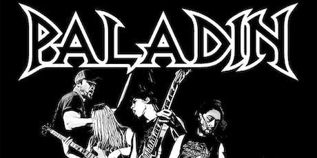METAL MATINEE - PALADIN, DRUIDS & LADYHEL @ THE MILESTONE ON SUNDAY 8/11/19 tickets