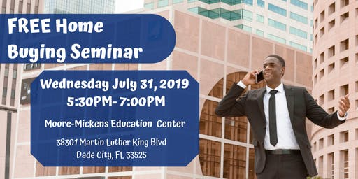 FREE Home  Buying Seminar