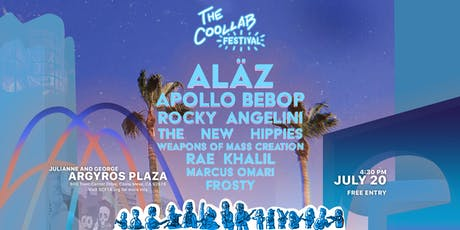 Coollab Festival tickets