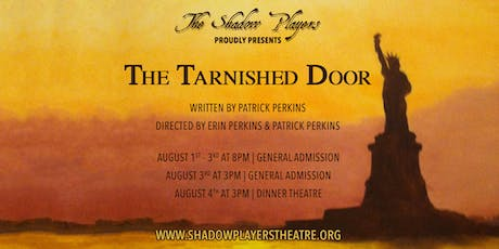 The Tarnished Door: A Dinner Theatre Experience tickets