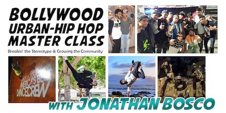 Bollywood Urban Hip Hop Master Class tickets