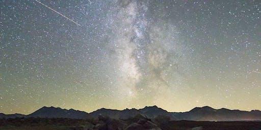 Annual Perseid Meteor Photo Workshop