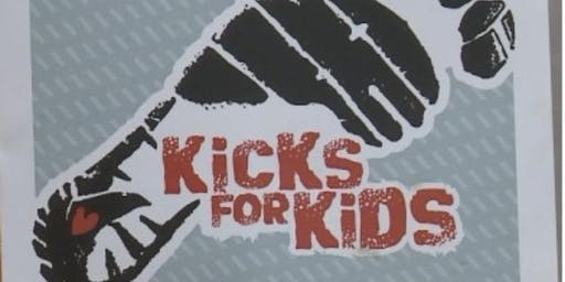 2019 Kicks for Kids Trail Run