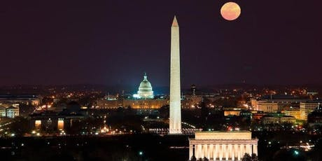 ChurchFIT Summer-Night Moon Walk: DC Tidal Basin & Monuments tickets