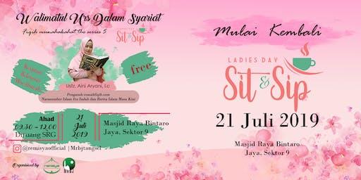 Ladies Day Sip And Sit Juli 2019