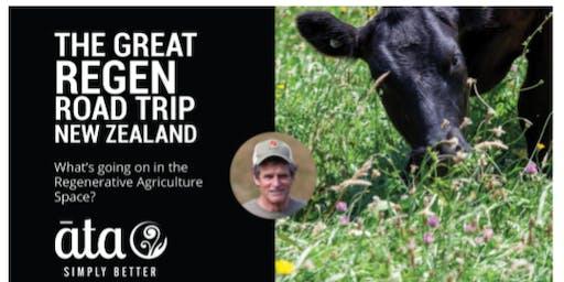 The Great Regen Road Trip - Rotorua Event