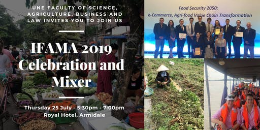 IFAMA 2019 Celebration and Agribusiness Mixer event