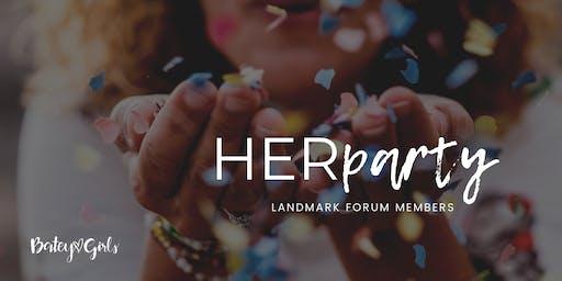 HERparty: Landmark