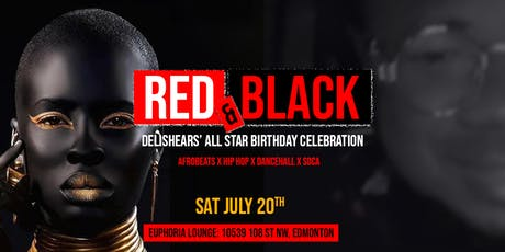 Red & Black Party- Delishears Birthday Celebration tickets