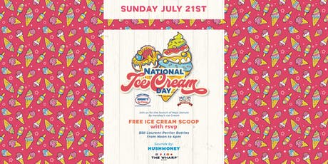 National Ice Cream Day with Hershey's Ice Cream tickets