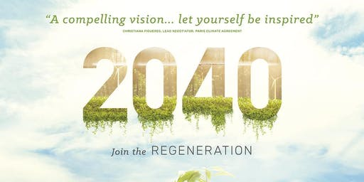 2040:  Film screening and panel discussion