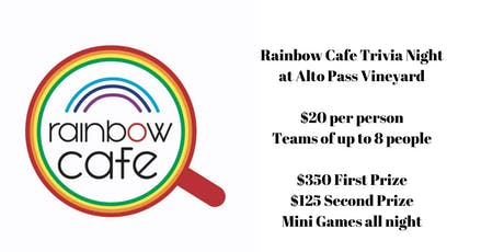 Rainbow Cafe Trivia Night tickets