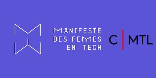 Comment négocier son salaire // Manifeste des femmes en technologie