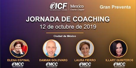 Jornada de Coaching entradas