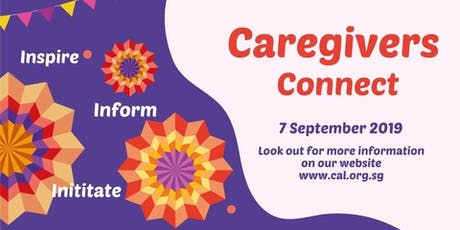 Caregivers Connect 2019 tickets
