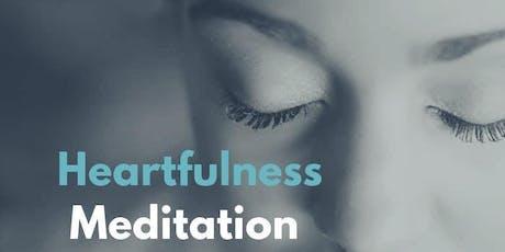3 week Meditation course -  Richmond Public Library, Free tickets