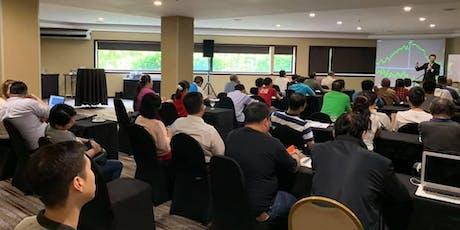 Grand Investor Seminar 2019-Miri Marriott Resort  tickets
