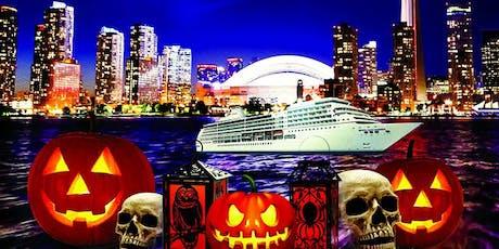 Toronto Halloween Friday Booze Cruise  tickets