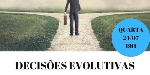 Palestra Gratuita: Decisões Evolutivas
