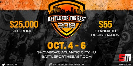 Battle For The East 2019 tickets