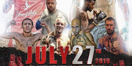 Hometown Showdown- A Night of Professional Boxing tickets
