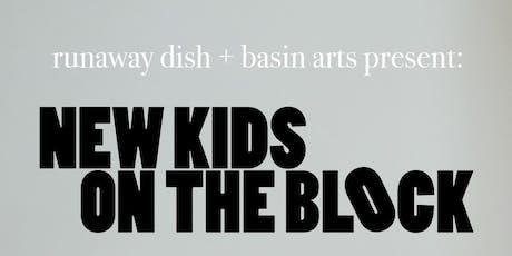 Runaway Dish + Basin Arts present NEW KIDS ON THE BLOCK tickets