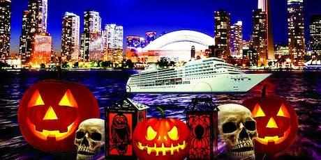 Tdotclub Halloween Friday Booze Cruise  tickets