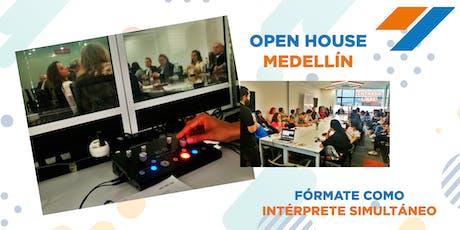 Open House Medellín  entradas