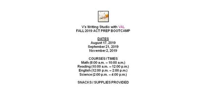 ACT Reading Boot Camp