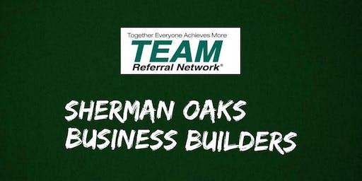 Weekly Networking Breakfast - Sherman Oaks Business Builders