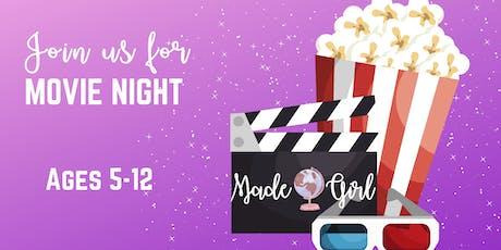 "Movie Night for Girls 5-12 ""Brave"" tickets"
