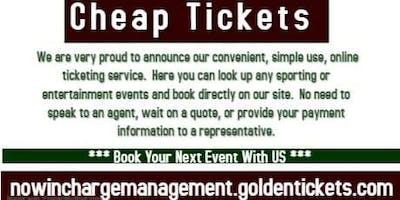 Baseball, Football, Basketball, Concerts & More