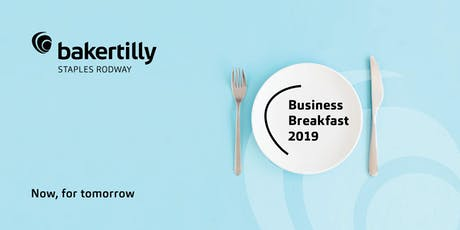 Taranaki Business Breakfast 2019 tickets