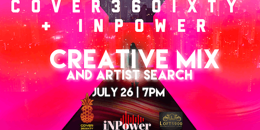 Creative Mix and Artist Search