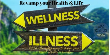Revamp your Health and Life tickets