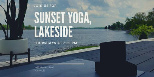 Sunset Yoga, Lakeside
