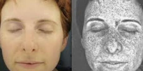 See Your Skin Under A Skin Scanning Machine tickets