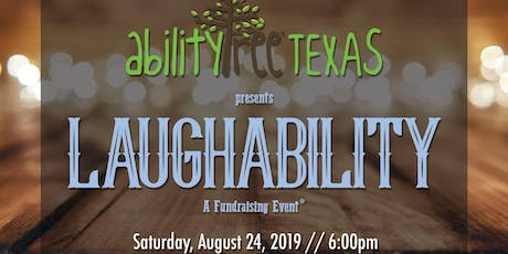 LaughAbility 2019 - A Fundraising Event  tickets