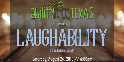 LaughAbility 2019 - A Fundraising Event