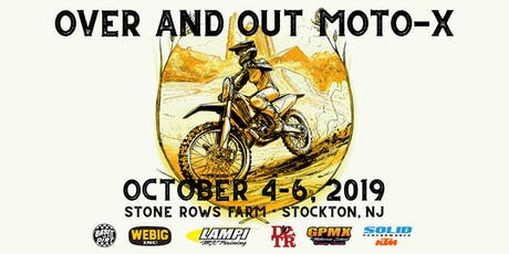 Over And Out Moto-X  tickets