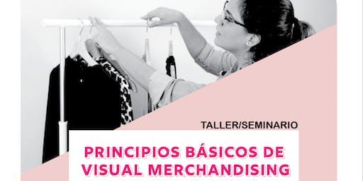Workshop de Visual Merchandising Básico