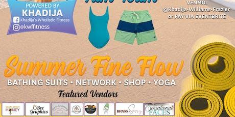 Sunrise & Yoga (Bathing Suits . Network. Shop. Yoga) tickets