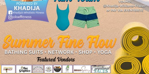 Sunrise & Yoga (Bathing Suits . Network. Shop. Yoga)