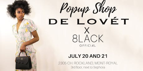 Montreal Pop Up tickets