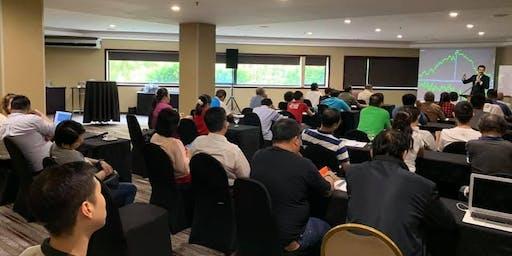 Grand Investor Seminar 2019- Hyatt Hotel KK Sabah
