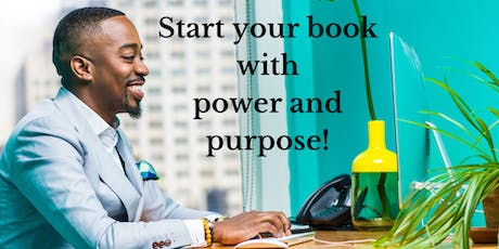 LEARNING SESSION: Start your book with power and purpose! tickets