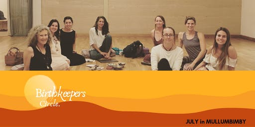 Birthkeepers Circle - July (Mullumbimby)