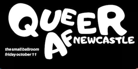 Queer AF - Newcastle tickets